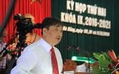 新任峴港市人委會副主席鄧越勇。(圖源:L.Phi)