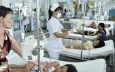 根據市衛生防疫中心的數據顯示,每週均有350個登革熱住院病例。(示意圖源:互聯網)