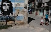 古巴哈瓦那街頭一景。(圖源:路透社)