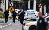 警方在現場進行調查。(圖源:AP)