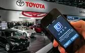 豐田將向優步自動駕駛服務提供商務車。(圖源:互聯網)