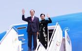 國家主席陳大光結束訪問埃塞俄比亞與埃及。(圖源:越通社)