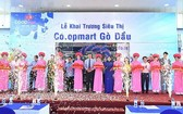 Saigon Co.op在西寧省鵝油縣開設Co.opmart連鎖 超市。