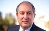 亞美尼亞總統阿爾緬‧薩爾基相。(圖源:互聯網)