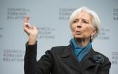 國際貨幣基金組織(IMF)總裁克里斯蒂娜‧拉加德 (Christine Lagarde)。(圖源:AFP)