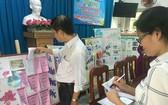 主辦單位代表參加總結評分。