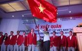 越南尤文圖斯足球學院成立亮相儀式。