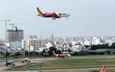 新山一機場改建項目預計 2022 年完成。圖為新山一機場滑行道一瞥。(示意:互聯網)