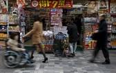 日本按計劃於2019年10月把消費稅稅率提高至10%。(示意圖源:路透社)