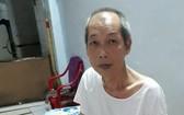 韓海明病情嚴重,說話很困難,聽不清楚。