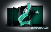 "Manovue手套是世界款專為視障人士開發的""智能個人助手""。 (圖源:Manovue)"