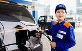 汽油售價昨起略降。(示意圖源:互聯網)