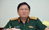 國防部長吳春歷大將。