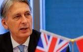 英國財政大臣菲利浦‧哈蒙德。(圖源:互聯網)