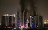 Carina Plaza 公寓的火警事故造成嚴重的人命傷亡及財物損失。(圖源:張仁)