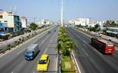 本市拓寬跨省路為都市發展營造動力。