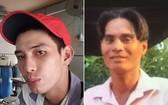 被扣押並起訴的2名嫌犯石剛(左)和裴文清。(圖源:寡沙)