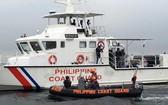 日本海上保安廳與菲律賓海岸警衛隊在該國首都馬尼拉海域舉行了應對海盜的聯合訓練。(圖源:共同社)