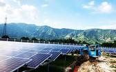 俊恩太陽能發電廠項目在處於完工階段中。