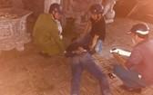 警方趕抵事發現場控制槍手。(圖源:民智)