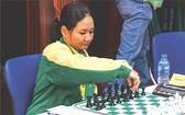 黃氏寶簪奪得女子超快棋金牌。(圖源:互聯網)
