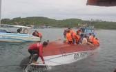 救援隊趕赴現場營救。(圖源:互聯網)