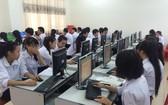 教育與培訓部公佈新普通制教育課程,信息學成為初中的必修科。(示意圖源:互聯網)