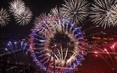 為迎接2019年到來,歐洲多個國家將在12月31日晚上舉行大型跨年活動。(示意圖源:互聯網)