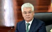 哈薩克斯坦外交部長貝體特‧亞塔科羅夫。(圖源:互聯網)