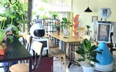 機器人咖啡店模式。