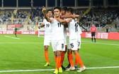 印度 4 - 1 大勝泰國。(圖源:互聯網)
