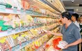 在山河Foodstore商店選購平抑價格的產品。