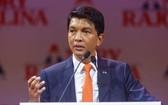 馬達加斯加總統安德里‧拉喬利納(Andry Rajoelina)。(圖源:Dailynewscable)