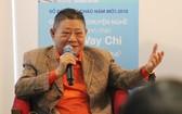 越香集團董事長杭慰瑤。