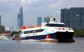 往返本市與頭頓高速船在春節照常運營,票價維持不變。(圖源:GreenlinesDP)