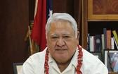薩摩亞總理兼外交部長圖伊拉埃帕。(圖源:互聯網)