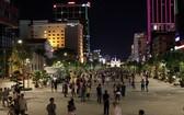 阮惠步行街一瞥。(圖源:互聯網)