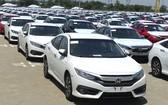 海關總局:2月份汽車進口額達3億美元。(示意圖源:互聯網)