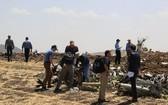波音公司派出團隊在現場展開調查。(圖源:互聯網)