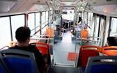 本市巴士仍乏人問津。