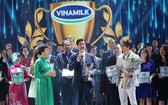 越南奶品公司(Vinamilk)連續兩次獲評選為最佳工作環境。(圖源:平安)