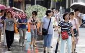 旅遊總局:3月份前來越南的國際遊客約達逾141萬人次,環比減少11.2%,但同比卻增加5%。(圖源:和祿)