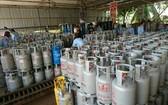 12 公斤瓶裝瓦斯售價又漲 7000 元。(示意圖源:互聯網)
