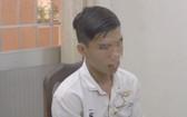 被扣押的嫌犯胡清俊。(圖源:公安機關提供)
