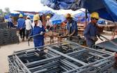 近日鋼材價格上漲不少。
