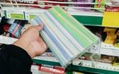 從5月開始,西貢Co.op超市在全國的600個大小超市(包括Co.op Mart、Co.opXtra、Co.op Food、Co.op Smiles、Cheers系統)將全部停止經營塑膠吸管產品。(示意圖源:互聯網)