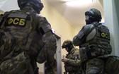 """俄羅斯國家反恐委員會網站發佈公告說,執法人員12日晚在俄中南部城市秋明擊斃兩名效忠自稱的""""伊斯蘭國""""的武裝份子。(圖源:sputnik)"""