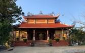 事發的平寶寺(圖源:廣南省越南佛教教會)。