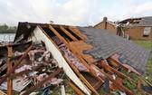 在阿拉巴馬州東南部,龍捲風襲擊了蒙哥馬利(Montgomery)以南約50英里的特洛伊(Troy)地區,並造成了大面積災害。(圖源:互聯網)