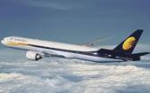 由於未能按計劃獲得過渡資金,債務纏身的印度捷特航空公司17日晚宣佈,在飛完當天最後一趟航班後,其國內外航班將全面停飛。(圖源:互聯網)